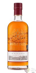 "Sister Isles wine barrels reserve "" PX cask "" aged rum of St. Kitts & Nevis 45%vol.  0.70 l"