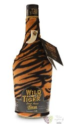 "Wild Tiger "" Special reserve "" aged Indian rum 40% vol.  0.70 l"