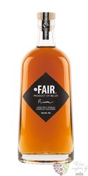 "Fair trade "" Belize "" aged caribbean rum 40% vol.   0.70 l"
