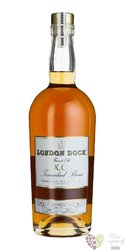"London Dock "" XO Trinidad "" aged Caribbean rum 42% vol.  0.70 l"