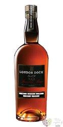 "London Dock "" XO PX Cask "" aged Jamaica rum 42% vol.  0.70 l"