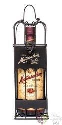 "Matusalem Bird Cage "" Gran reserva "" aged 15 years Cuban rum 40% vol.  0.70 l"