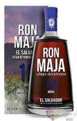 Maja 12 years old El Salvador rum 40% vol.  0.70 l