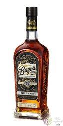 "Bayou "" Select "" aged American rum 40% vol.  0.70 l"