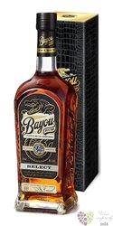 "Bayou "" Select "" gift box aged American rum 40% vol.  0.70 l"