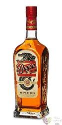 """Bayou """" Spiced """" flavored American rum 40% vol.  0.70 l"""