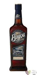 """Bayou """" Reserve """" aged American rum 40% vol.  0.70 l"""