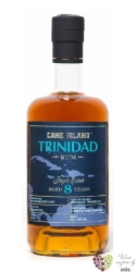 "Cane Island single estate "" Angostura "" aged 8 years Trinidad rum 43% vol.  0.70 l"