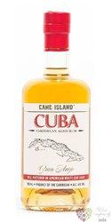 "Cane Island "" Xo gran anejo "" aged Cuban rum 40% vol.  0.70 l"