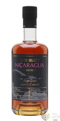 "Cane Island single estate "" Licorea "" aged 12 years Nicaraguan rum 43% vol.  0.70 l"