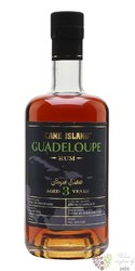 "Cane Island single estate "" Bonne Mere "" aged Guadeloupe rum 43% vol.  0.70 l"