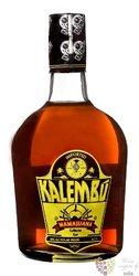 """Kalembú """" Mamajuana """" dominican rum 30% vol. 0.70 l"""