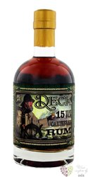 On Deck aged 15 years caribbean rum 40% vol.  0.70 l