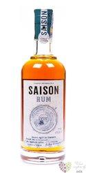 """Saison """" Cognac cask finish """" aged caribbean rum by Tessendier & fils 42% vol.0.70 l"""