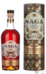 "Naga "" Anggur Saint Emilion Grand Cru cask "" Indonesian rum 40% vol.  0.70 l"
