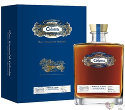 "Coloma 2006 "" Single cask "" Colombian rum 50% vol.  0.70 l"