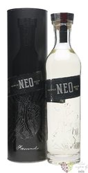 "Facundo "" Neo Silver "" aged 8 years white Bahamas rum by Bacardi 40% vol.  0.70l"