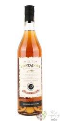"""Contadora """" Premium Reserva """" aged 10 years Panamas rum 40% vol.  0.70 l"""