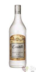 """Castillo """" Silver """" white Puerto Rican rum 40% vol. 1.00l"""