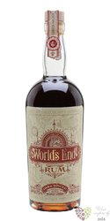 "Worlds End "" Dark spiced "" mixed caribbean rum 40% vol.  0.70 l"
