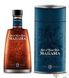 Marama Spiced aged Fijian rum 40% vol.  0.70 l
