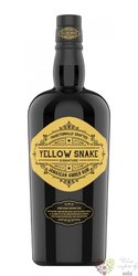 Yellow Snake dark Jamaican rum by Odevie Sas 40% vol.  0.70 l