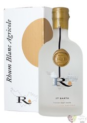 "R. agricole blanc "" Cool "" unique rum of st.Barth 50% vol.  0.70 l"