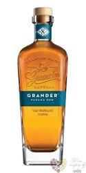 Grander aged 8 years Panamas rum 45% vol.  0.70 l