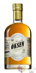 """Famille Oksen """" Gousse de Vanille entier """" flavored agricole rum of Martinique 40% vol.  0.70 l"""