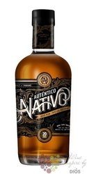 Autentico Nativo aged 20 years Panamas rum 40% vol. 0.70 l