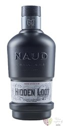 "Naud "" Hidden Lood "" spiced Panamas rum by Naud 40% vol.  0.70 l"