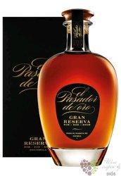 "el Pasador de Oro ""  Gran Reserva  "" aged Guatemalan rum 40% vol. 0.70 l"