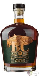 "Baracuda Cay "" Reserve Collection "" aged 8 years Panamas rum 40% vol. 0.70 l"
