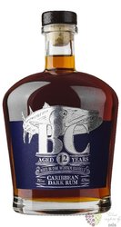 "Baracuda Cay "" Reserve Collection "" aged 12 years Panamas rum 40% vol. 0.70 l"