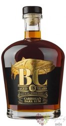"Baracuda Cay "" Reserve Collection "" aged 18 years Panamas rum 40% vol. 0.70 l"