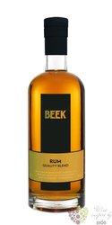 "Beek "" Quality blend "" aged Caribian rum 46% vol. 0.70 l"