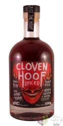 Cloven Hoof Spiced caribbean flavored rum 37.5% vol.  0.70 l