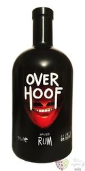 Over Hoof Spiced caribbean flavored rum 66.6% vol.  0.50 l