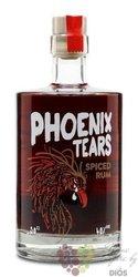 Phoenix Tears Spiced caribbean rum 40% vol.  0.50 l