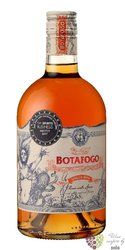 "Botafogo "" Spiced "" aged Caribbean flavored rum 40% vol.  0.70 l"