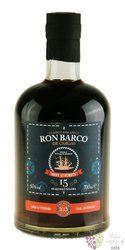 "Barco de Cargas "" XO Navy Strength Bottling Note "" aged 15 years Guatemalan rum60% vol.  0.70 l"