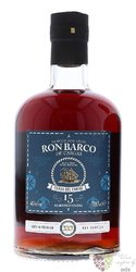 "Barco de Cargas "" X0 "" aged 15 years Guatemalan rum 40% vol.  0.70 l"