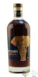 "Eight Islands "" Dark "" aged rum of caribbean islands 40% vol.  0.70 l"