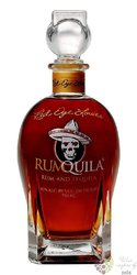 RumQuila unique Puerto Rican rum blend by Red Eye Louie´s 40% vol.  0.70 l