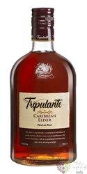 "Tripulante "" Elixír "" flavored Caribbean rum 34% vol.  0.70 l"