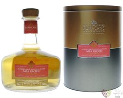 "West Indies R&C merchants Regional "" XO Asia Pacific "" aged blended rum 43% vol.  0.70 l"