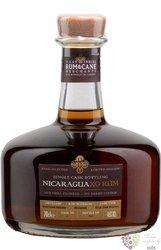 """West Indies R&C merchants Single cask """" XO Nicaragua no.1 """" unique rum 46% vol.  0.70 l"""