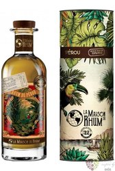 """la Maison du Rhum II. 2008 """" Millonario """" aged Peruan rum 45% vol.  0.70 l"""