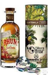 "la Maison du Rhum II. 2012 "" Botran "" aged Guatemalan rum 55% vol.  0.70 l"