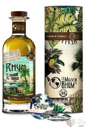 "Angostura 2008 "" la Maison du Rhum II. "" aged Trinidad & Tobago rum 44% vol.  0.70 l"